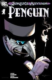 Joker's Asylum: Penguin #1
