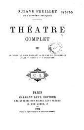 Théâtre complet
