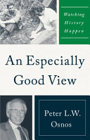 Download An Especially Good View Book