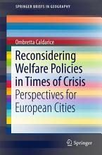 Reconsidering Welfare Policies in Times of Crisis PDF