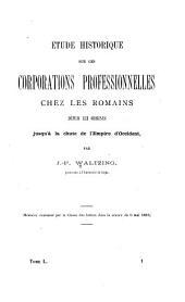 Mémoires couronnés et autres mémoires ...: Volume50