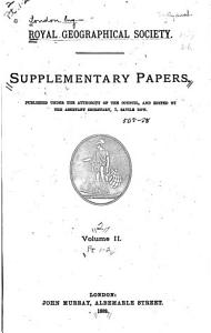 Supplementary Papers PDF