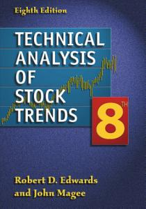 Technical Analysis of Stock Trends  Eighth Edition PDF