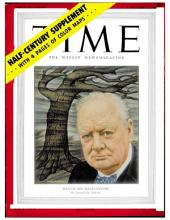 TIME Magazine Biography--Winston Churchill