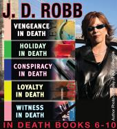 J.D. Robb The IN DEATH Collection: Books 6-10