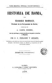 Historia de Roma: Volumen 2