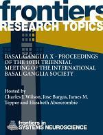 Basal Ganglia X - Proceedings of the 10th Triennial Meeting of the International Basal Ganglia Society