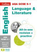 AQA GCSE English Language   Literature PDF