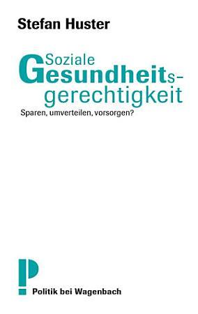 Soziale Gesundheitsgerechtigkeit PDF