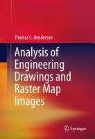 Analysis of Engineering Drawings and Raster Map Images PDF