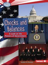 Checks and Balances: A Look at the Powers of Government