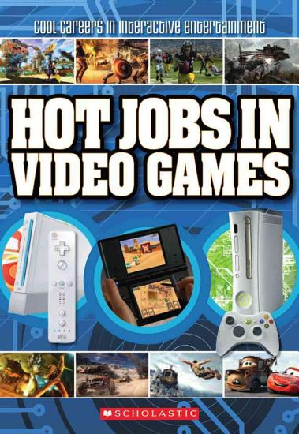 Hot Jobs in Video Games PDF