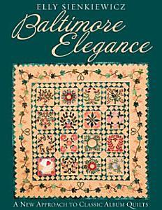 Baltimore Elegance Book