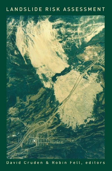 Download Landslide Risk Assessment Book