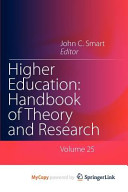 Higher Education PDF
