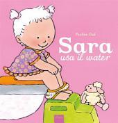 Sara usa il water