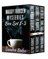 Maggy Thorsen Mysteries Box Set 1-3