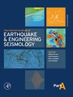 International Handbook of Earthquake   Engineering Seismology PDF