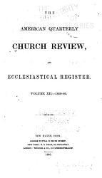 The Church Review  Book PDF