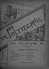 The Polytechnic: Volume 11