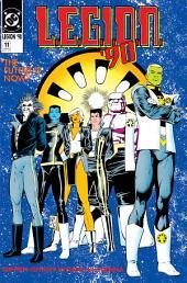 L.E.G.I.O.N. (1989-) #11
