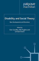 Disability and Social Theory PDF