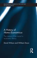 A History of Homo Economicus PDF