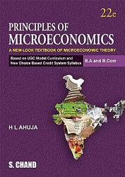 Principles Of Microeconomics A New Look Textbook Of Microeconomic Theory 22e Book PDF