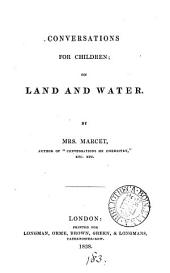 Conversations for children, on land and water