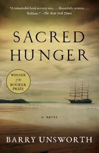 Sacred Hunger Book