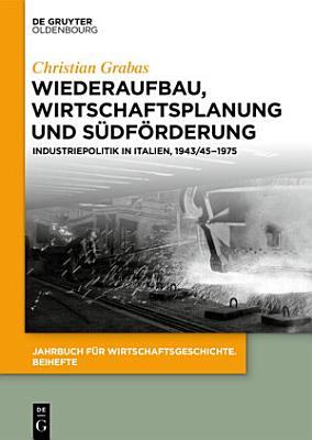 Wiederaufbau  Wirtschaftsplanung und S  df  rderung PDF