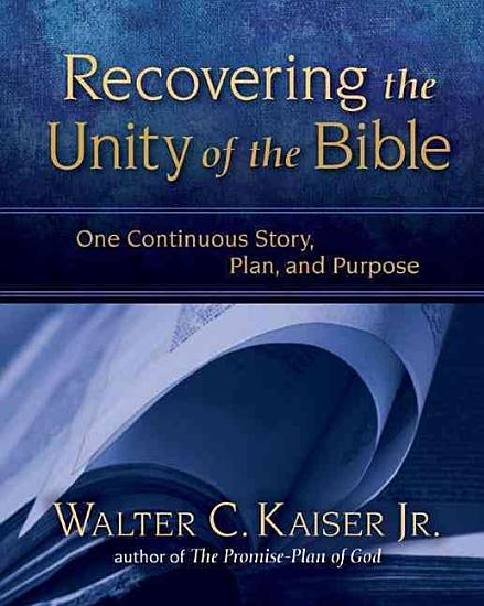 Recovering the Unity of the Bible PDF