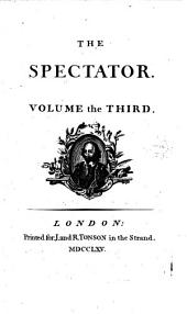 The Spectator. Volume the First [-the Eighth]: Volume 3