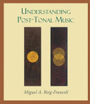 Understanding Post Tonal Music PDF