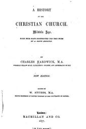 A History of the Christian Church: Middle Age