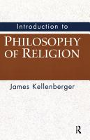 Introduction to Philosophy of Religion PDF