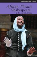 Shakespeare in and Out of Africa PDF