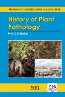 History of Plant Pathology PDF