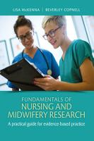 Fundamentals of Nursing and Midwifery Research PDF