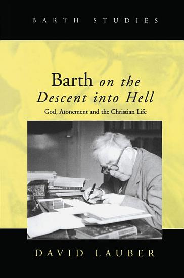 Barth on the Descent into Hell PDF