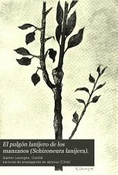 El pulgón laníjero de los manzanos (Schizoneura lanijera).: Historia i medios de defensa