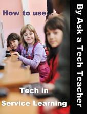 How to UseTech in Service Learning