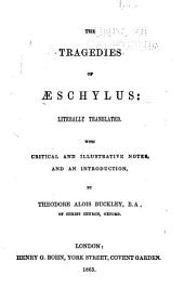 The Tragedies of Æschylus