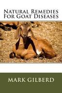 Natural Remedies For Goat Diseases Book PDF