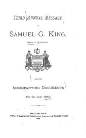 Annual Message of ... [the] Mayor of the City of Philadelphia with Annual Reports of the Departments ...