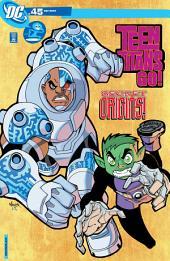 Teen Titans Go! (2003-) #45