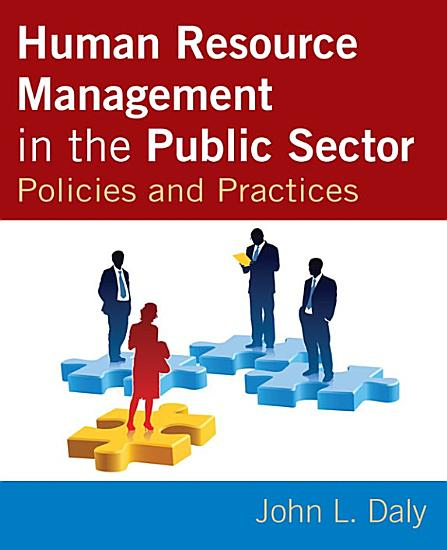 Human Resource Management in the Public Sector PDF