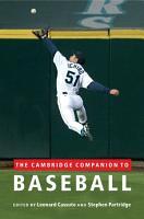 The Cambridge Companion to Baseball PDF