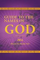 Guide to the Names of God PDF