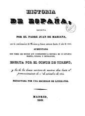 Historia de España: Volúmenes 22-25